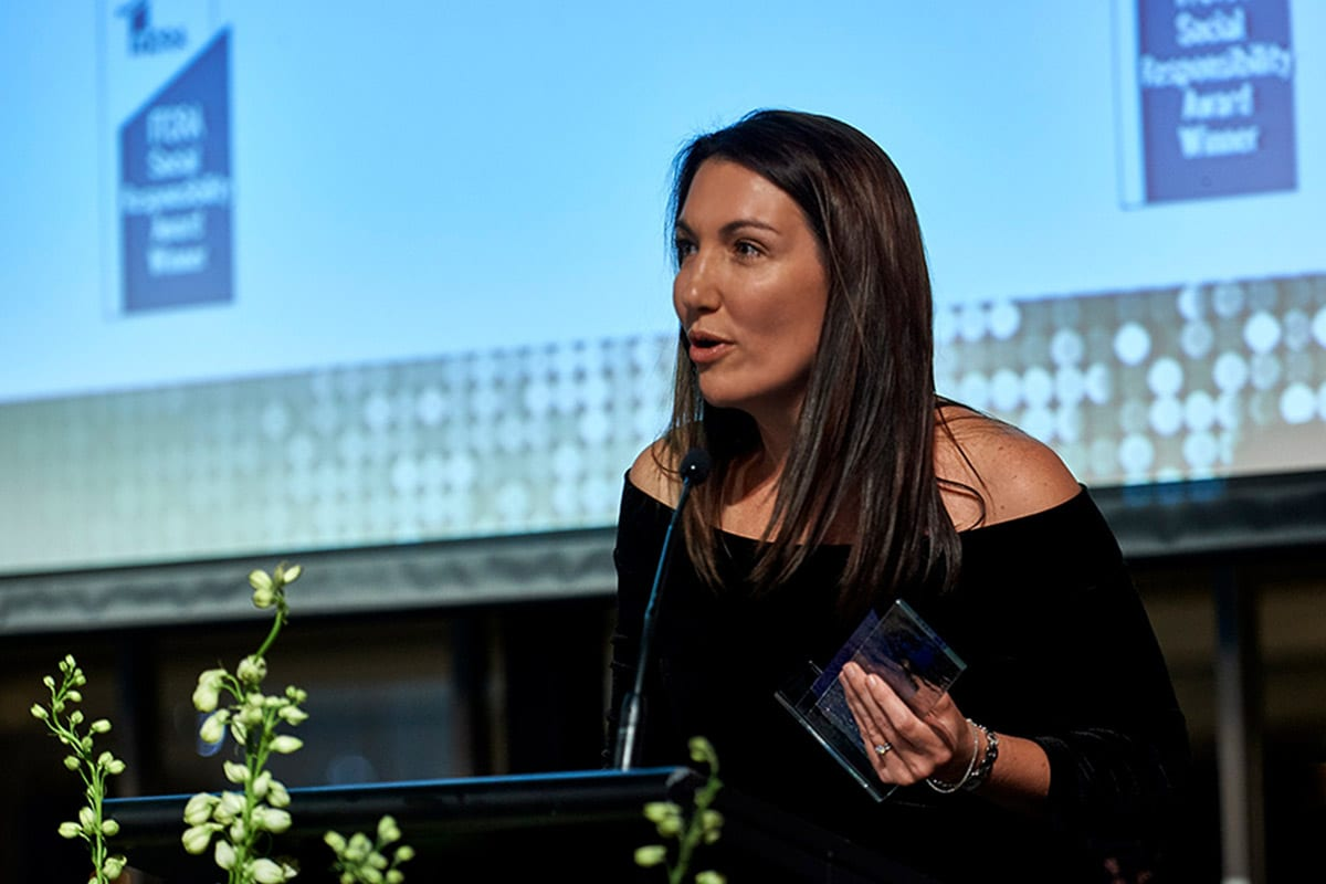 Rebecca Wallace - Managing Director, Launch Recruitment at ITCRA Awards
