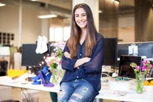 Jodie Fox, Women in Tech Part 2